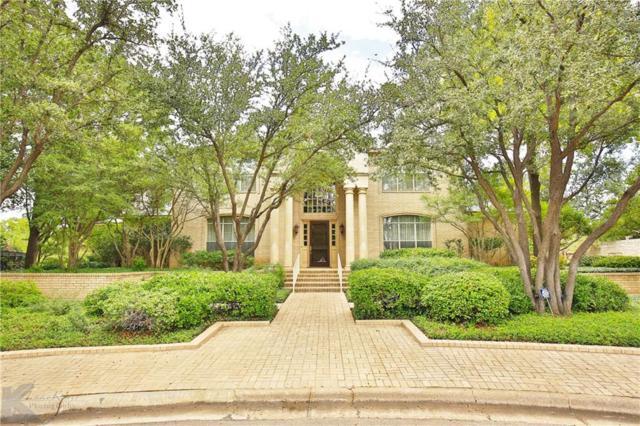 3 Glen Abbey Court, Abilene, TX 79606 (MLS #14002840) :: Kimberly Davis & Associates
