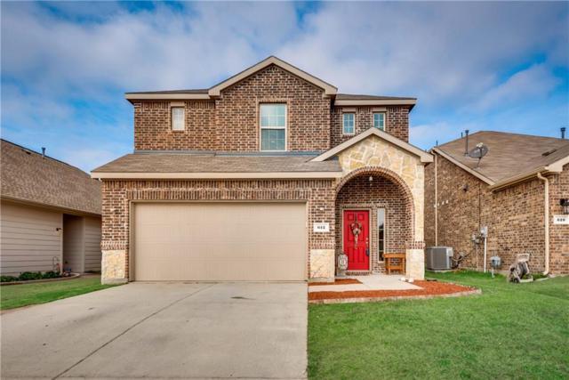 612 Jouette Street, Farmersville, TX 75442 (MLS #14002851) :: NewHomePrograms.com LLC