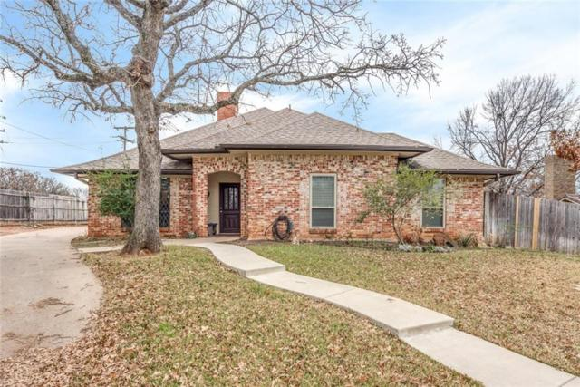 401 Cumberland Drive, Hurst, TX 76054 (MLS #14002856) :: The Holman Group