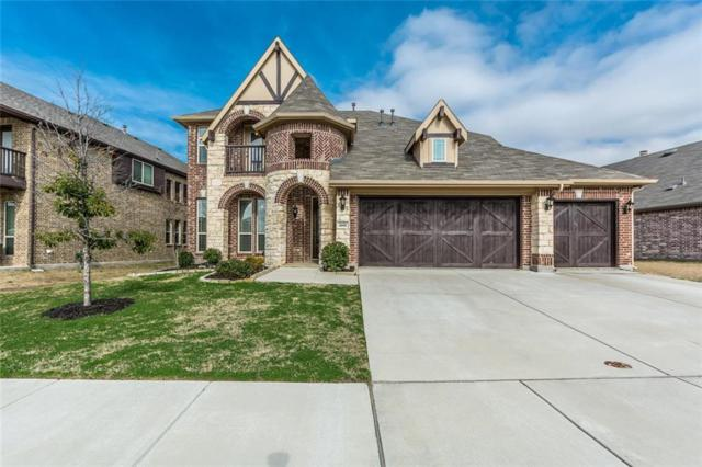 1601 Whistler Drive, Little Elm, TX 75068 (MLS #14002872) :: Real Estate By Design