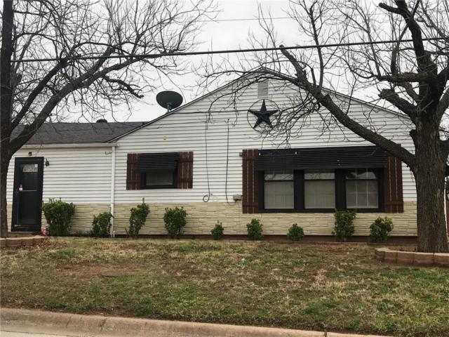 501 Portland Avenue, Abilene, TX 79605 (MLS #14002882) :: The Heyl Group at Keller Williams