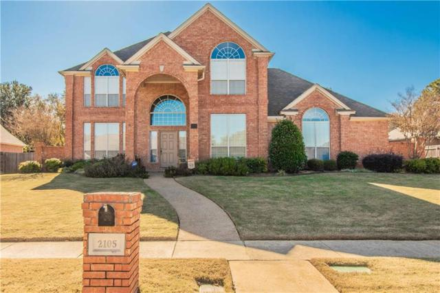 2105 High Gate Drive, Colleyville, TX 76034 (MLS #14002916) :: The Mitchell Group