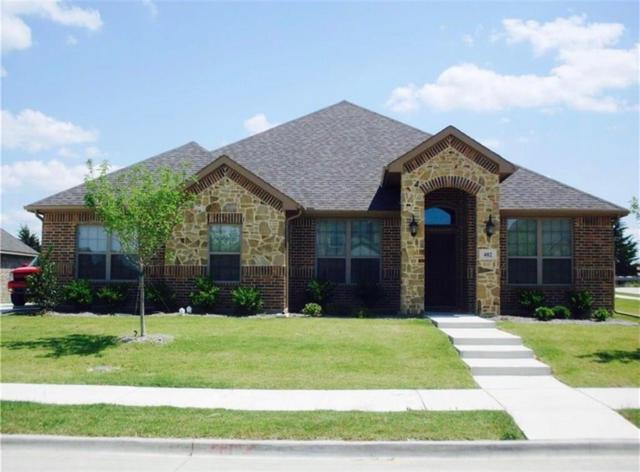 402 Hillstone Drive, Midlothian, TX 76065 (MLS #14002959) :: The Sarah Padgett Team