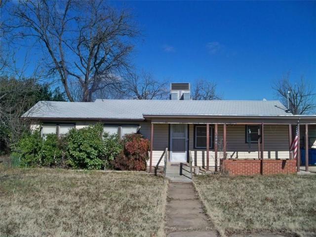 606 W 3rd Street, Coleman, TX 76834 (MLS #14003037) :: Kimberly Davis & Associates
