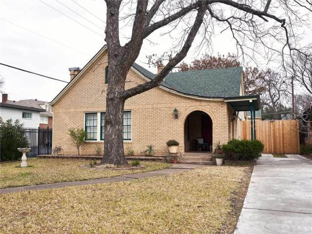 728 Skillman Street, Dallas, TX 75214 (MLS #14003040) :: The Mitchell Group