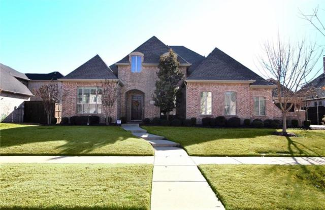 15207 Edna Lane, Frisco, TX 75035 (MLS #14003065) :: Kimberly Davis & Associates