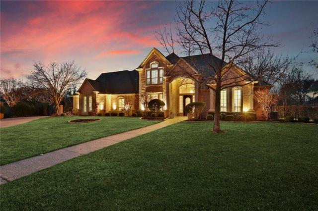 1004 Dominion Drive, Southlake, TX 76092 (MLS #14003074) :: The Holman Group