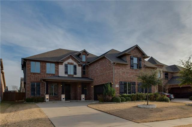 1967 Lewis Crossing Drive, Keller, TX 76248 (MLS #14003095) :: Kimberly Davis & Associates