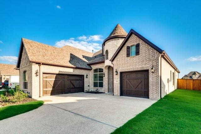 104 Thoroughbred Drive, Hickory Creek, TX 75065 (MLS #14003096) :: Baldree Home Team