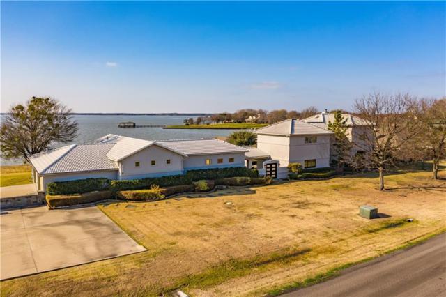 816 Shoreline Road, Kerens, TX 75144 (MLS #14003132) :: The Heyl Group at Keller Williams