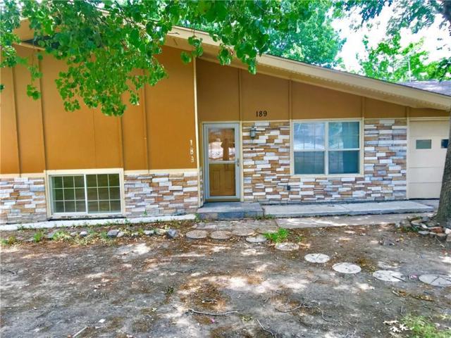 189 Lakeside Drive, Rockwall, TX 75032 (MLS #14003133) :: Baldree Home Team