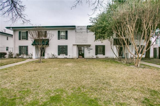 4508 Abbott Avenue #15, Highland Park, TX 75205 (MLS #14003247) :: The Heyl Group at Keller Williams