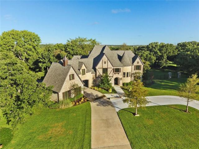 8900 Baltusrol Drive, Flower Mound, TX 75022 (MLS #14003250) :: The Real Estate Station