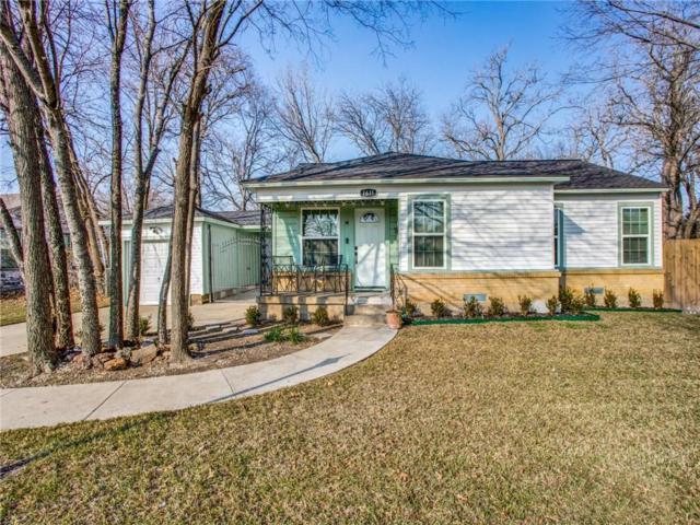1611 Centerville Road, Dallas, TX 75228 (MLS #14003264) :: The Sarah Padgett Team