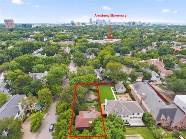 5435 Byron Avenue, Highland Park, TX 75205 (MLS #14003268) :: Robbins Real Estate Group