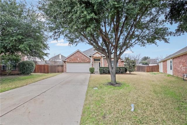 8161 Keechi Creek Court, Fort Worth, TX 76137 (MLS #14003278) :: Real Estate By Design