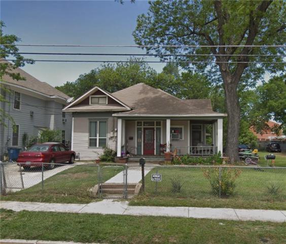 209 E 12th Street, Dallas, TX 75203 (MLS #14003296) :: Robbins Real Estate Group
