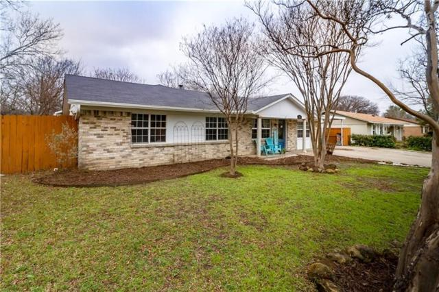 205 Button Street, Little Elm, TX 75068 (MLS #14003312) :: Hargrove Realty Group