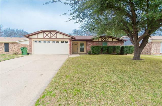 119 Hidalgo Lane, Arlington, TX 76014 (MLS #14003377) :: The Mitchell Group