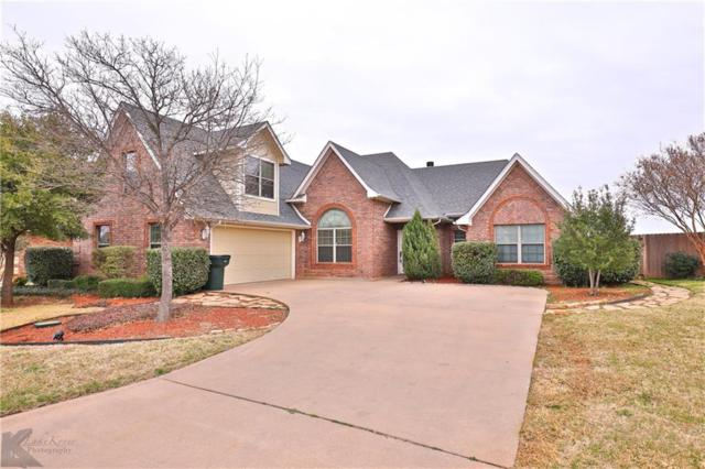 8409 Thompson Parkway, Abilene, TX 79606 (MLS #14003379) :: The Heyl Group at Keller Williams