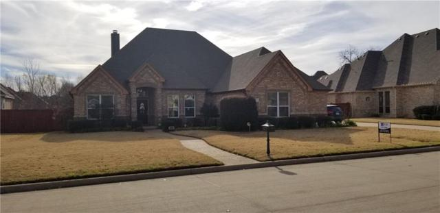 1045 Chesapeake Drive, Mansfield, TX 76063 (MLS #14003389) :: The Holman Group