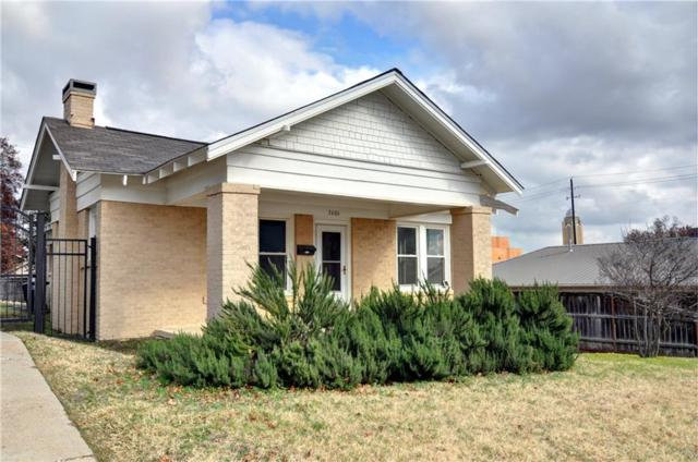 3606 Crestline Road, Fort Worth, TX 76107 (MLS #14003391) :: The Mitchell Group