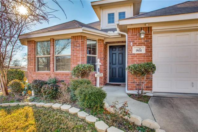 901 Loftin Street, Crowley, TX 76036 (MLS #14003405) :: Potts Realty Group