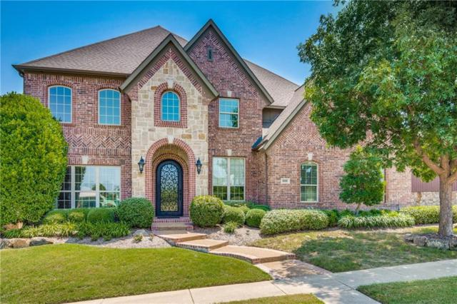 800 Shallowater Drive, Allen, TX 75013 (MLS #14003462) :: Kimberly Davis & Associates