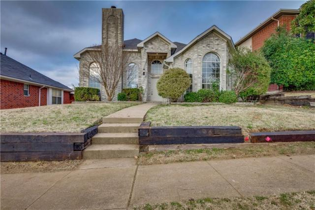 1809 Ambrose Drive, Rowlett, TX 75089 (MLS #14003487) :: Vibrant Real Estate