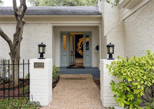 5729 Caruth Boulevard, Dallas, TX 75209 (MLS #14003502) :: HergGroup Dallas-Fort Worth