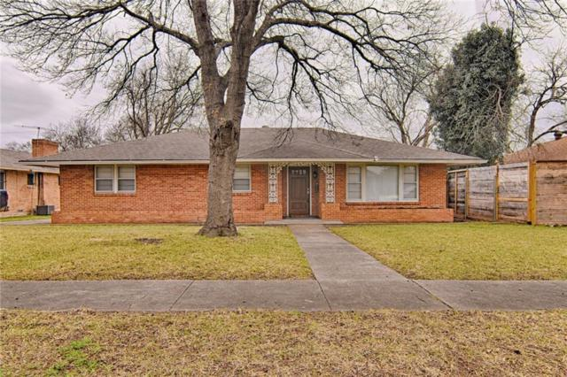 1648 Nokomis Avenue, Dallas, TX 75224 (MLS #14003517) :: Robinson Clay Team