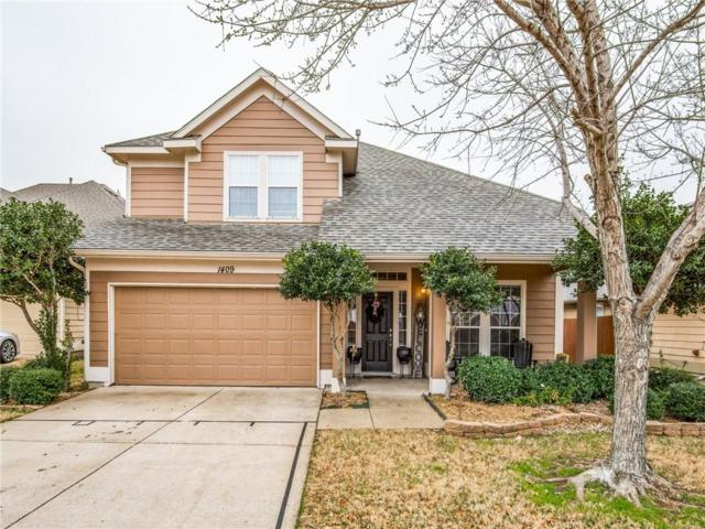 1409 Lacewing Drive, Mckinney, TX 75072 (MLS #14003527) :: Real Estate By Design