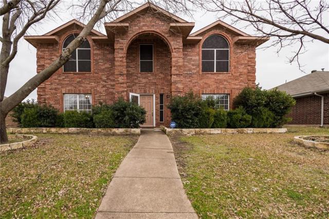 705 Cheyenne Drive, Allen, TX 75002 (MLS #14003528) :: The Good Home Team
