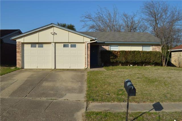 6421 Kary Lynn Drive N, Watauga, TX 76148 (MLS #14003532) :: The Mitchell Group