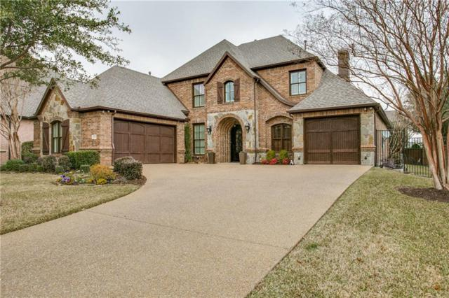 2203 Canterbury Drive, Mansfield, TX 76063 (MLS #14003535) :: The Tierny Jordan Network