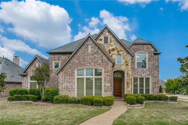 10194 Drawbridge Drive, Frisco, TX 75035 (MLS #14003624) :: Kimberly Davis & Associates