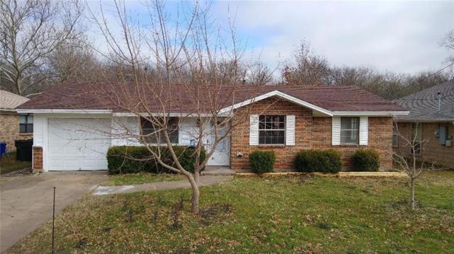 605 Patricia Drive, Sherman, TX 75090 (MLS #14003640) :: Baldree Home Team