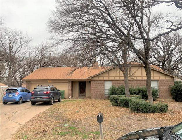 3504 Raynorwood Court, Arlington, TX 76015 (MLS #14003749) :: The Mitchell Group