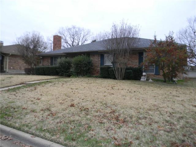 2110 Oak Creek Drive, Sherman, TX 75092 (MLS #14003768) :: Baldree Home Team