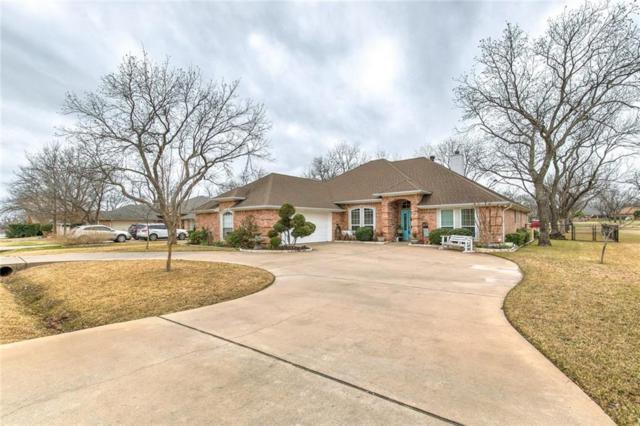 8918 Woodlawn Drive, Granbury, TX 76049 (MLS #14003822) :: The Sarah Padgett Team