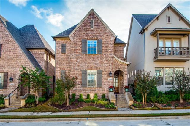 4826 Cloudcroft Lane, Irving, TX 75038 (MLS #14003825) :: Team Tiller
