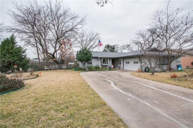 701 N Cottonwood Drive, Richardson, TX 75080 (MLS #14003834) :: Vibrant Real Estate