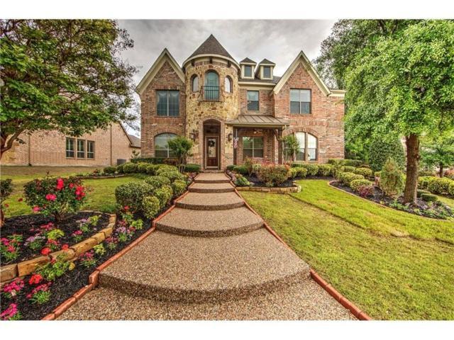 11920 Gladstone Court, Frisco, TX 75035 (MLS #14003836) :: Kimberly Davis & Associates