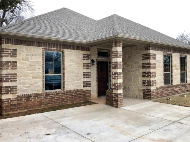 212 E Brockett Street, Sherman, TX 75090 (MLS #14003882) :: Baldree Home Team