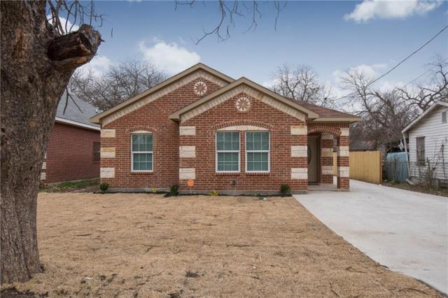 2716 Peabody Avenue, Dallas, TX 75215 (MLS #14003989) :: RE/MAX Landmark