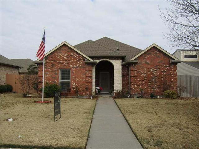 536 Oakridge Drive, Greenville, TX 75402 (MLS #14003991) :: Kimberly Davis & Associates
