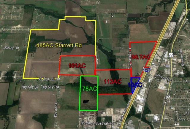 TBD Gun Club Road, Waxahachie, TX 75165 (MLS #14004006) :: The Kimberly Davis Group