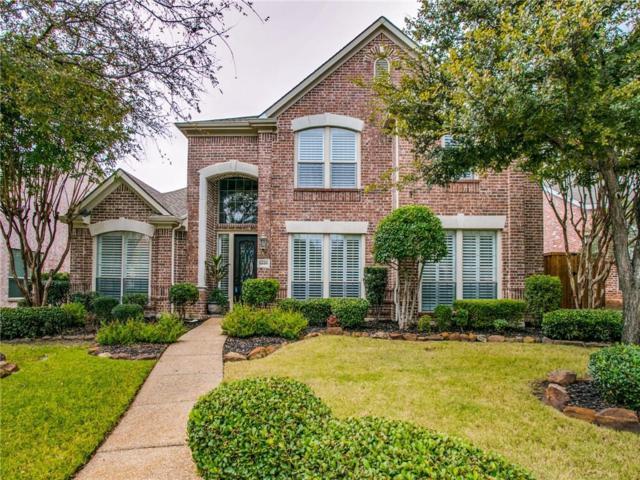 6609 Terrace Mill Lane, Plano, TX 75024 (MLS #14004015) :: Baldree Home Team