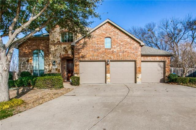 7206 Bickers Drive, Rowlett, TX 75089 (MLS #14004030) :: Vibrant Real Estate