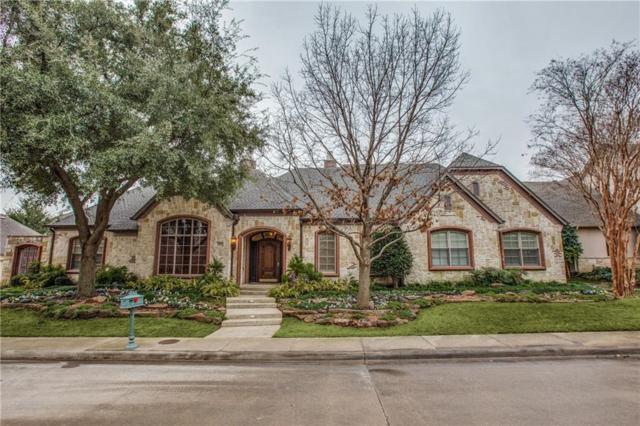 6912 Preston Glen Drive, Dallas, TX 75230 (MLS #14004036) :: RE/MAX Landmark